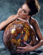 The Biggest Pietersite Sphere, in the World