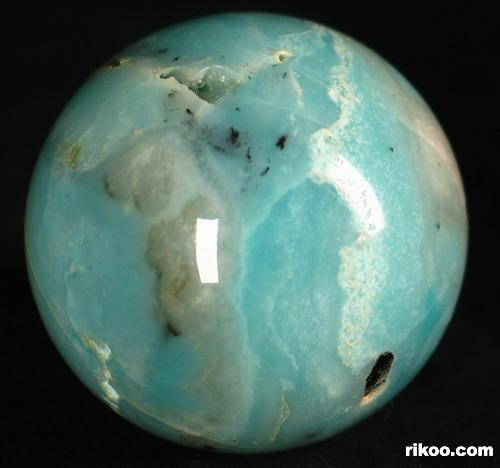 Chinese Amazonite Crystal Ball