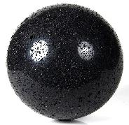 "HUGE 6.3"" Hot Lava Sphere, Crystal Ball"