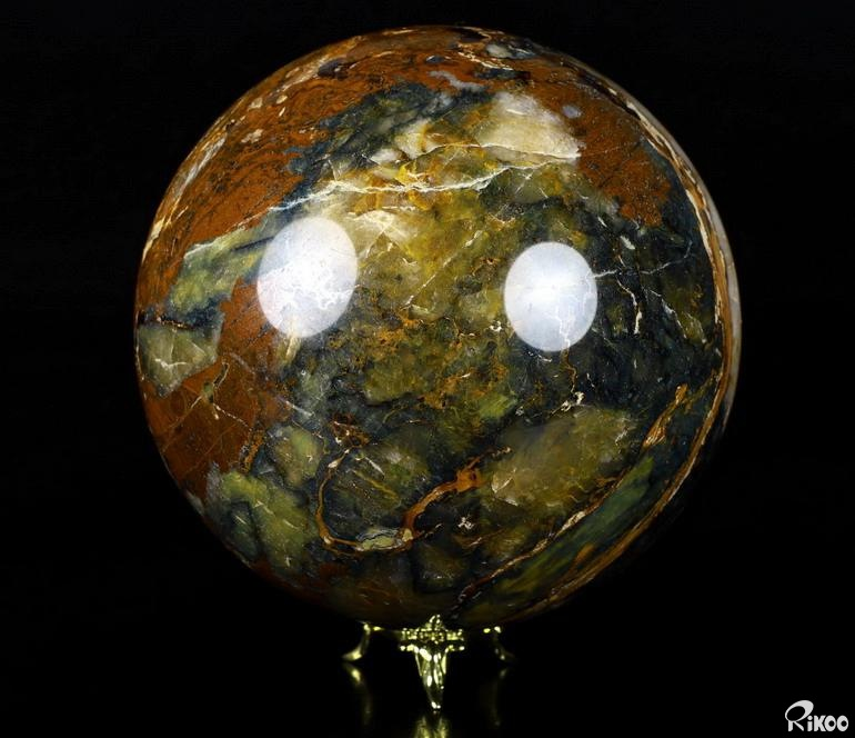 New Pietersite Crystal Ball