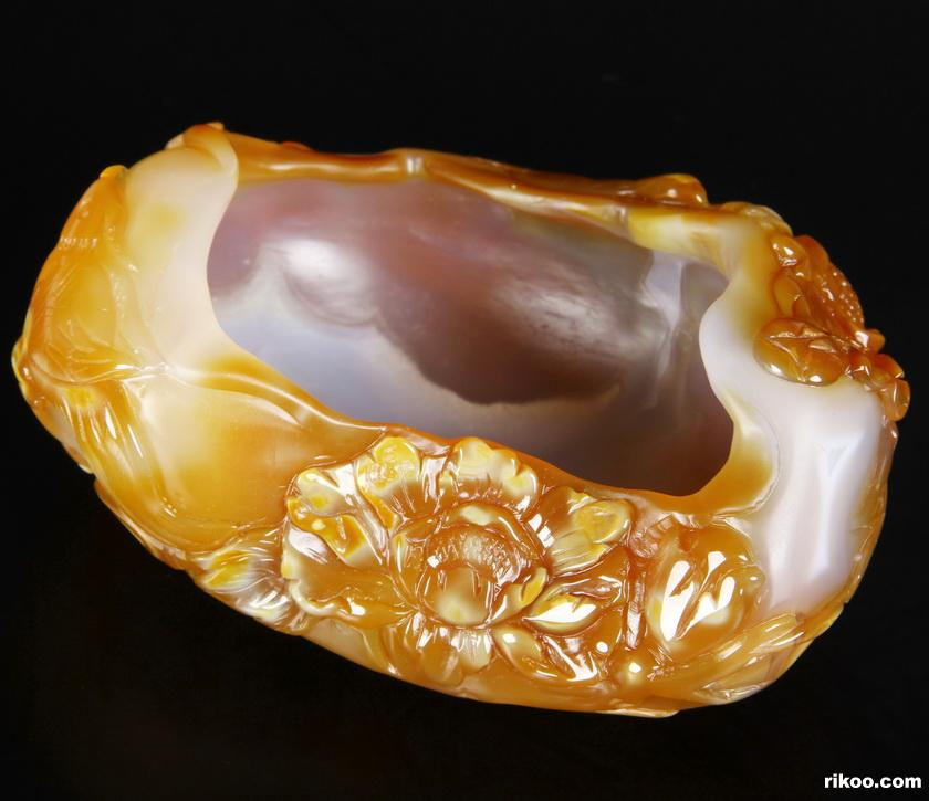 Carnelian Crystal Collection Bowl