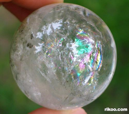 Quartz Rock Crystal Crystal Ball