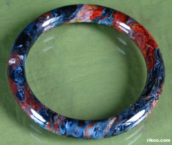 Pietersite Crystal Bangle/Bracelet,