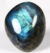 "AMAZING FLASH 2.2"" Labradorite Polished Gemstone"