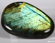 "AMAZING FLASH HUGE 4.2"" Labradorite Polished Gemstone"