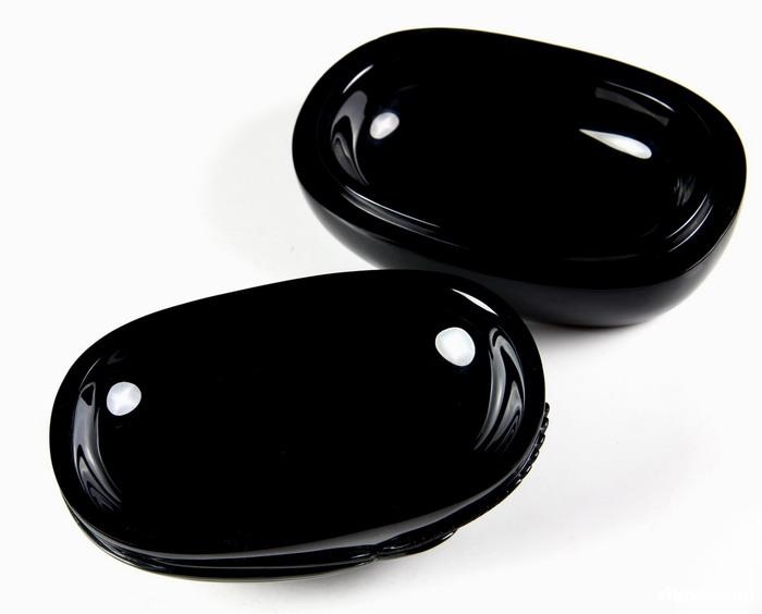 Black Obsidian Crystal Jewelry Box
