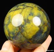 "2.0"" New pietersite Sphere Crystal Ball"