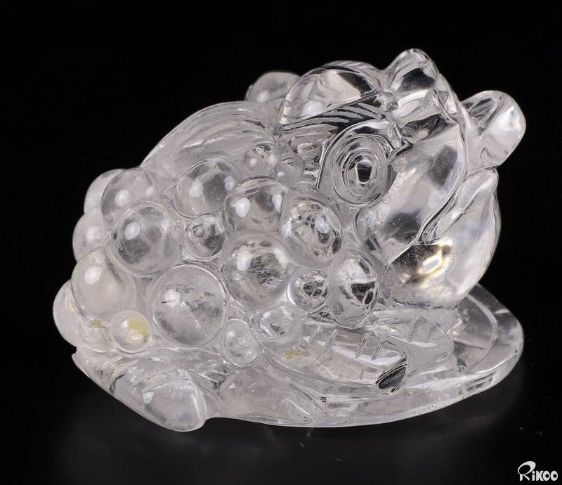 Quartz Rock Crystal Crystal Toad
