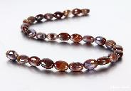 "length 15.9"" Pietersite Beads String"